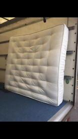 Super king size orthopaedic mattress £250ono