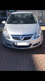 08 VAUXHALL CORSA 1.2 SXI FOR SALE