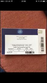 Little mix ticket