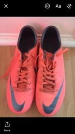 Nike football boots for sale!