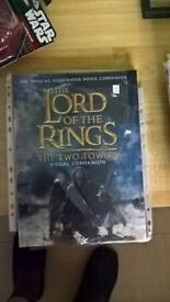 Lord of the Rings, Hobbit. Maze Runner, Hunger Games