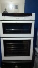 neff electric oven and hob