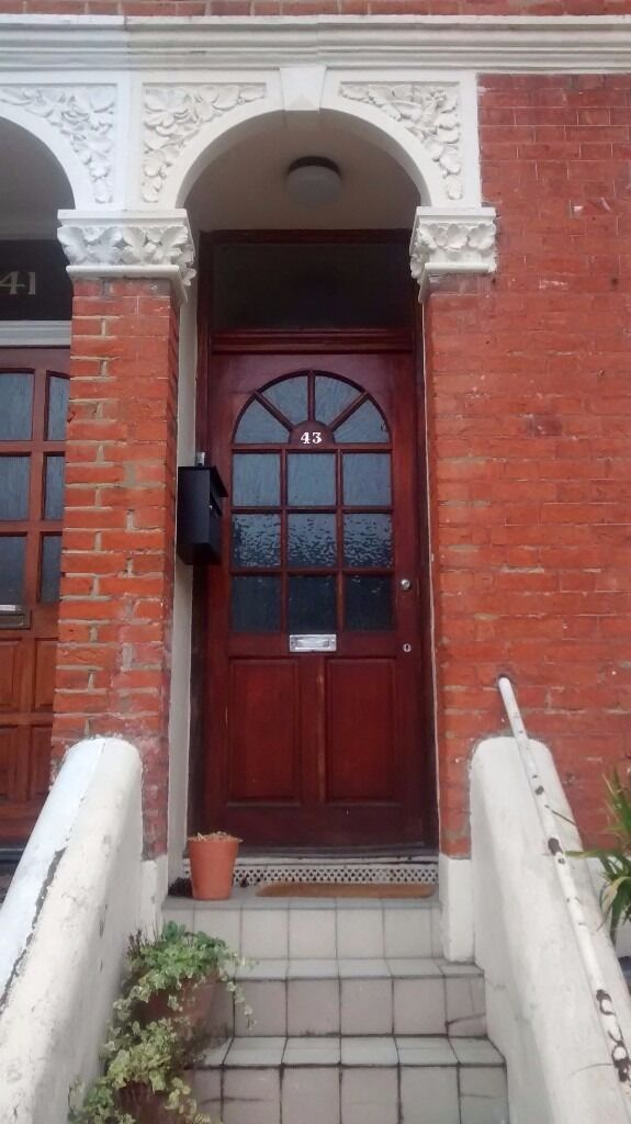Large external glazed front door FREE OF CHARGE in Archway