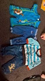 baby boys disney clothes and swim suite