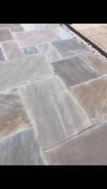 Indian Sandstone Pavers from Cheshire Sandstone