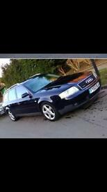 Audi A6 avant 3.0ltr Quattro 4wd VERY RARE MODEL MIGHT SWOP SWAP Px