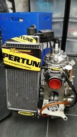 Go kart Rotax FR125cc Junior / Minimax race Engine