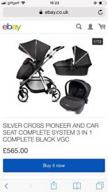 Got this pram in red noting up with