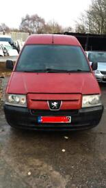 2006 Peugeot expert breaking for parts dispatch scudo