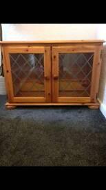 Solid pine furniture set.