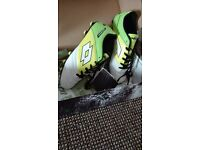 Lotto football boots (4.5 junior) Brand New