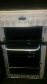 Bush electric cooker free standing