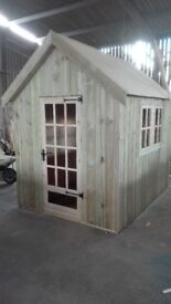 potting shed garden summer house play house