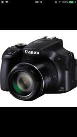 Canon Powershot SX60 HS Optical Zoom Bridge Camera Full HD Wi-Fi (16.1MP)