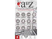 Do you need an Accountant ? Call A to Z Finance Solutions Today on 07912642236