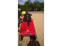 Mountfield 725M ride on lawn mower