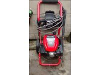 Petrol Pressure Washer Homelite HPW2400 (Offers Accepted)