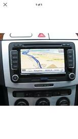 VW RNS 510 Sat Nav/DVD Player *GENUINE*