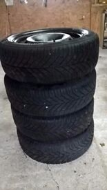 Continental ContiWinterContact tyres