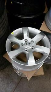"""OEM  Nissan Altima 16""""17"""" / Rogue 18"""" Murano /17"""" Infinity G37 alloy rims 5 x 114.3 in stock from $400  set of 4"""