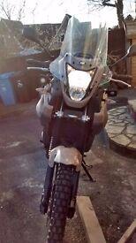 Yamaha xt660 tenere adventure bike for sale .