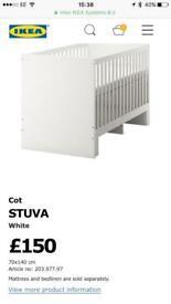 Ikea stuva cotbed