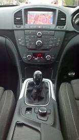 Vauxhall Insignia CDTI SRI (160ps) SAT NAV 5dr hatchback