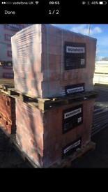 👷🏽 Various Packs Of Brick & Block ~ Ecostock/ Thermalite/ Trench/ Ibstock > NEW