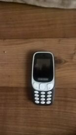 brand new 3310 (2017) black-mobile phone