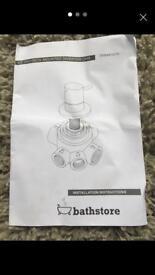 Bathstore Metro Diverter
