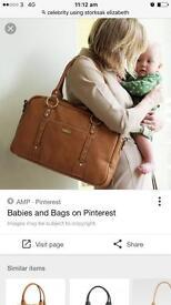 Storksak elizabeth baby changing bag
