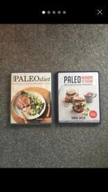3 paleo books