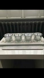 Candle Tea Light Holders (Boxed)