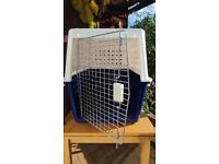 Dog Crate – Mid to Large Dog – PP60 Airline (IATA) approved