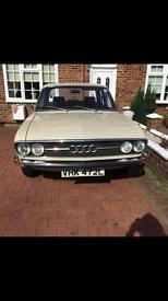 Classic Audi 100 1972 very rare lots of history