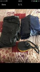 2 camping Airbeds