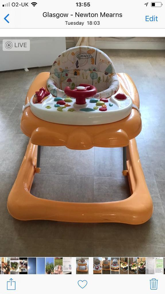 Baby Jumparoo, Walker, Bath, Rocking Horse, Gym and Activity Seat ...