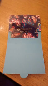 Monsoon/Accessorize Giftcard