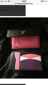 Unique Prada wallet