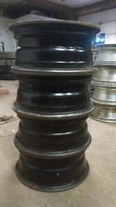 15 inch wheels - steel rims