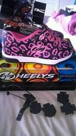 Girls heeleys