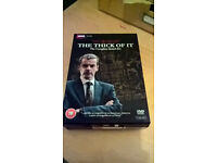 The Thick of It Complete boxed set - good used condition