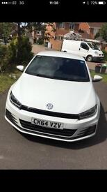 VW Scirocco R-Line 2.0