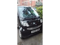 Smart car, Passion, with AC, automatic gearbox and panoramic roof