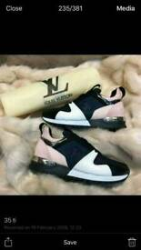 LV Trainers For Men And Women And A Lot More Stuff!!!