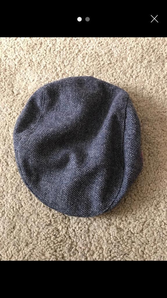 59379828a6ae4 Jasper conran flat cap