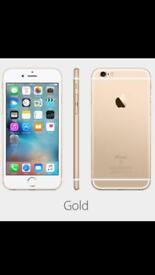 iPhone 6s - Gold - 64gb