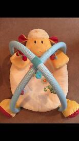 Playmat - woolly lamb snuggle playmat
