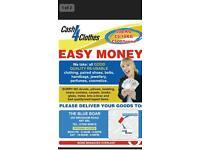Cash for cloths 259 Wroxham road NR78RL