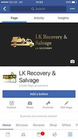 LK Recovery & Salvage